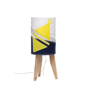 yamatiere - 727 Sailbags lampe mini colonne flottille