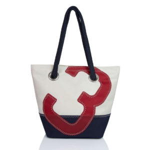 yamatiere - 727 Sailbags sac a main legende navy