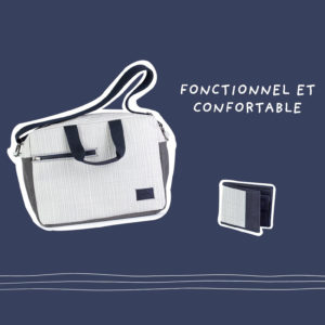 yamatiere - 727 Sailbags Coffret Business