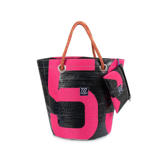 yamatiere - 727 sailbags family bag rose
