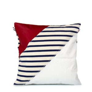 yamatiere - 727 sailbags coussin 40 x 40 Navy