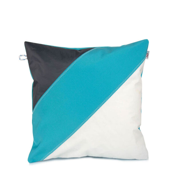yamatiere - 727 sailbags-coussin 40 x 40 Mer du Sud