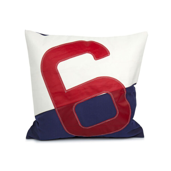 yamatiere - 727 sailbags coussin 50 x 50 navy