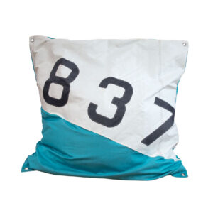 yamatiere - 727 sailbags maxi pouf summer time